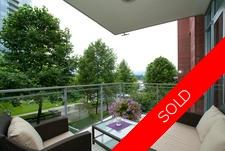 Coal Harbour Townhouse for sale:  2 bedroom 2,612 sq.ft. (Listed 2011-08-13)