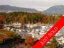 Coal Harbour Condo for sale:  2 bedroom 1,069 sq.ft. (Listed 2014-06-16)