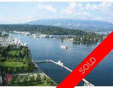 Coal Harbour Condo for sale:  2 bedroom 2,400 sq.ft. (Listed 2008-10-07)