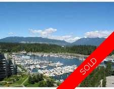 Coal Harbour Condo for sale:  2 bedroom 1,305 sq.ft. (Listed 2007-08-07)