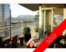 Coal Harbour Condo for sale:  2 bedroom 1,276 sq.ft. (Listed 2008-04-17)