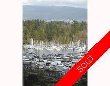 Coal Harbour Condo for sale:  2 bedroom 1,254 sq.ft. (Listed 2008-08-19)