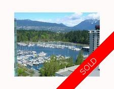 Coal Harbour Condo for sale:  2 bedroom 1,257 sq.ft. (Listed 2008-08-19)