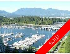 Coal Harbour Condo for sale:  2 bedroom 1,130 sq.ft. (Listed 2008-10-07)