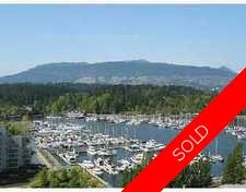 Coal Harbour Condo for sale:  2 bedroom 1,513 sq.ft. (Listed 2008-10-07)