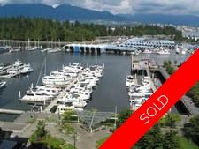 Coal Harbour Condo for sale:  2 bedroom 1,734 sq.ft. (Listed 2008-10-07)